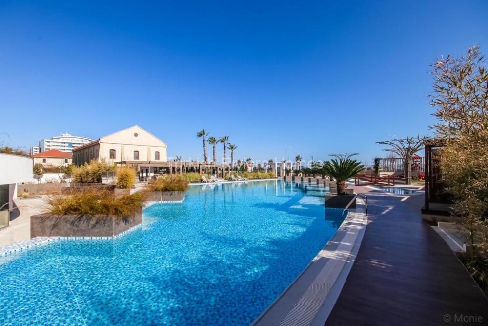 شقق للبيع في انطاليا على الشاطئ مباشرة مثالية للاستثمار ...
