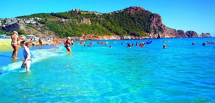 الرقم القياسي للسياحة في شهر ايار في انطاليا