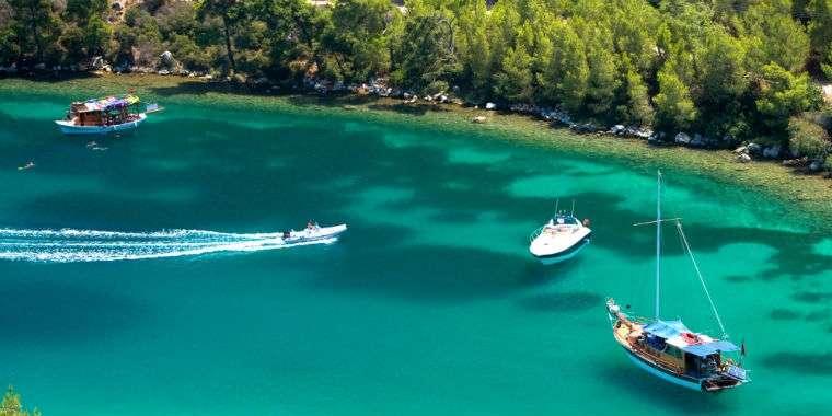 أفضل الشواطئ في تركيا: منتجعات لقضاء العطل صديقة للأطفال