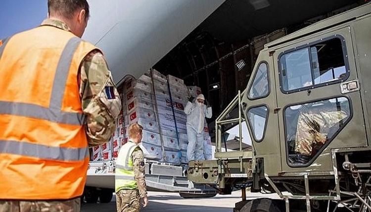 تركيا تستجيب لطلب المملكة المتحدة للامدادات الطبية